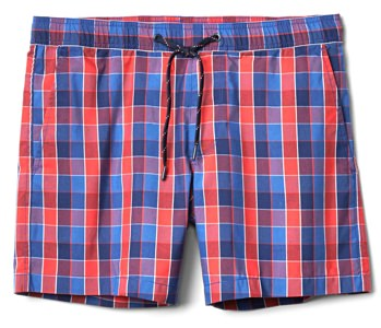 Gap Square-Cut Men's Swimsuits
