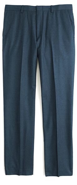 J.Crew Flannel Trousers