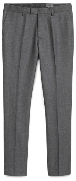 H&M Flannel Trousers