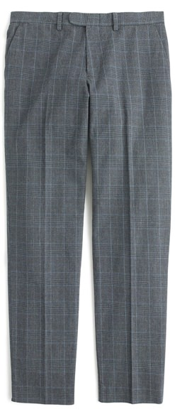 J.Crew Plaid Trousers