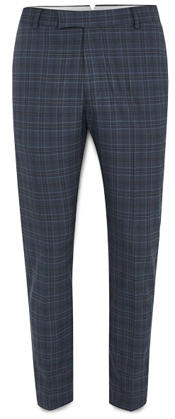 Topman Plaid Trousers