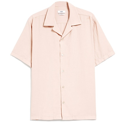 Cmmm Swdn Camp Collar Shirt