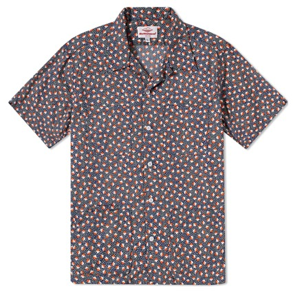 Battenwear Camp Collar Shirt