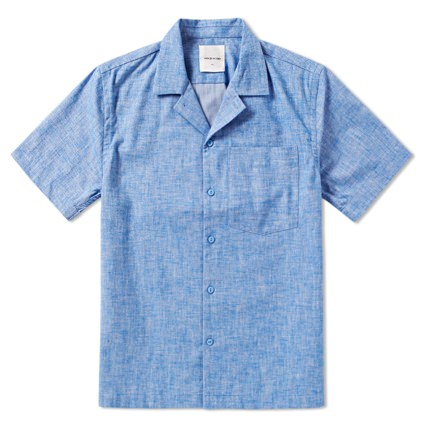 Wood Wood Camp Collar Shirt