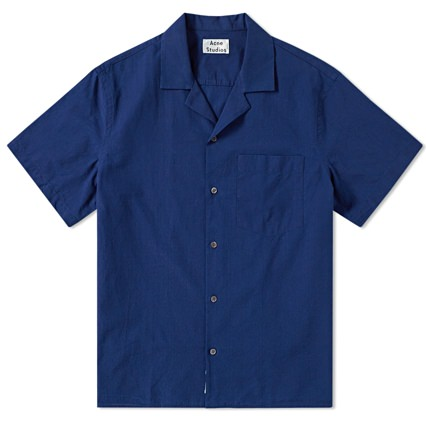 Acne Camp Collar Shirt