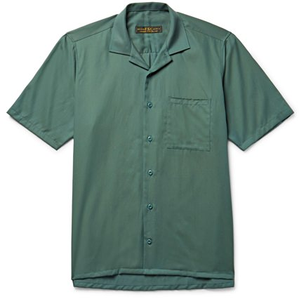 Freemans Sporting Club Camp Collar Shirt