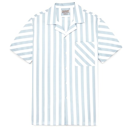 Zara Camp Collar Shirt