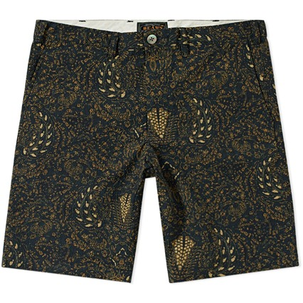 Beams Plus Printed Men's Shorts