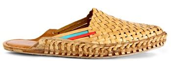 Mohinders Tropical Slip-Ons