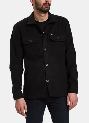 Obey Military Shirt Jacket