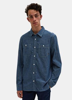 Vans Indigo Shirt