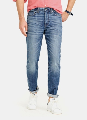 J.Crew Straight-Fit Jeans