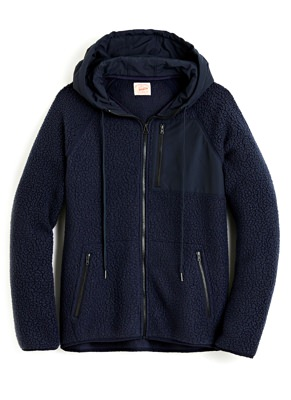 J.Crew Polartec Fleece