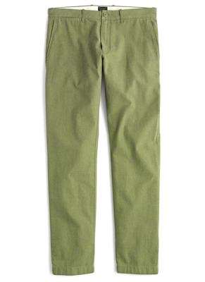 J.Crew Slim-fit Stretch Chinos