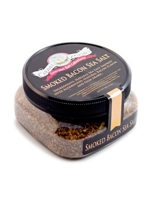 Caravel Gourmet Smoked Bacon Sea Salt
