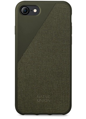 Native Union Olive Drab iPhone Case