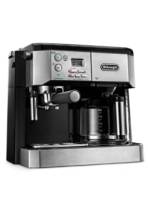 DeLonghi Combination Espresso and Drip Coffee Maker