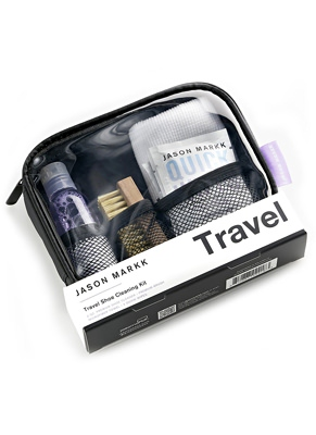 Jason Markk Travel Sneaker Cleaning Kit