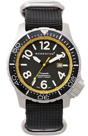 Momentum Watches Torpedo Blast 44 Watch