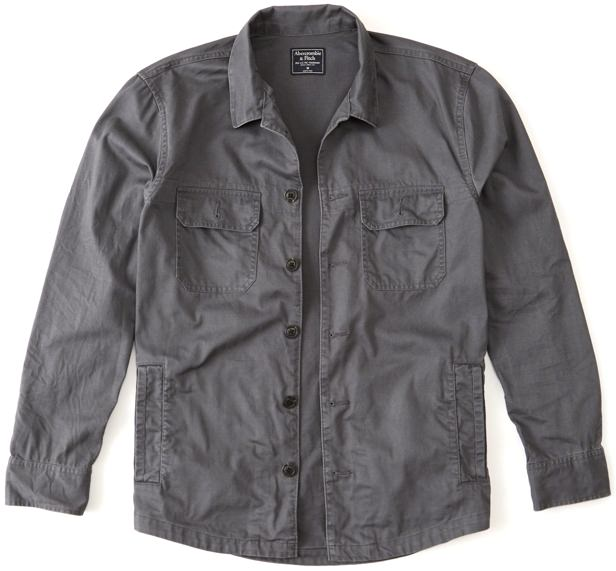 Abercrombie & Fitch Overshirt