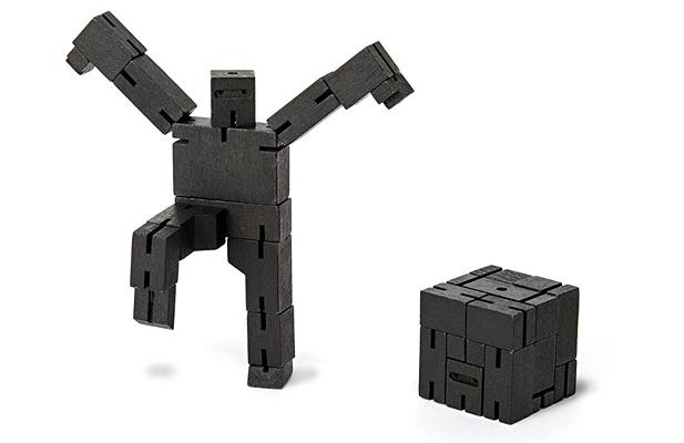 Areaware Cubebot Ninja