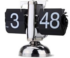 eBoTrade Retro Flip Clock