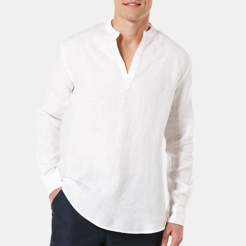 Spring 2014 Buying Planner Popover Shirt Valet
