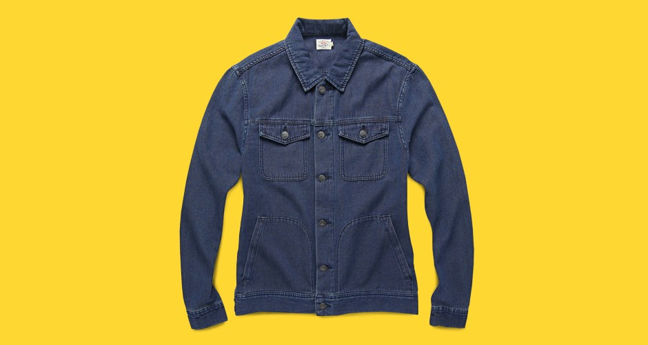 Faherty Route 80 Jacket