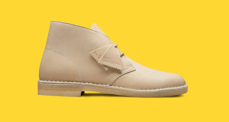 Clarks x Bedwin & The Heartbreakers Desert Boots