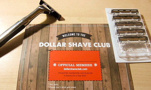 Dollar Shave Club  gottloeb
