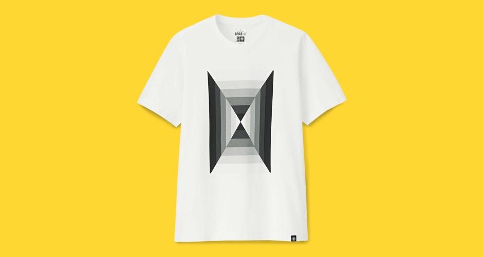 Uniqlo x MoMa Eames Graphic T-Shirt