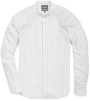 Bonobos Band Collar Shirt
