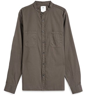 Hope Band Collar Shirt
