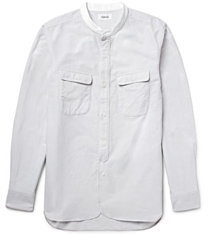 Chimala Band Collar Shirt