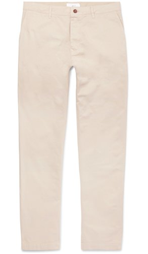 Mr P. Garment-Dyed Twill Chinos