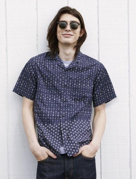Mr P. Camp Collar Shirt