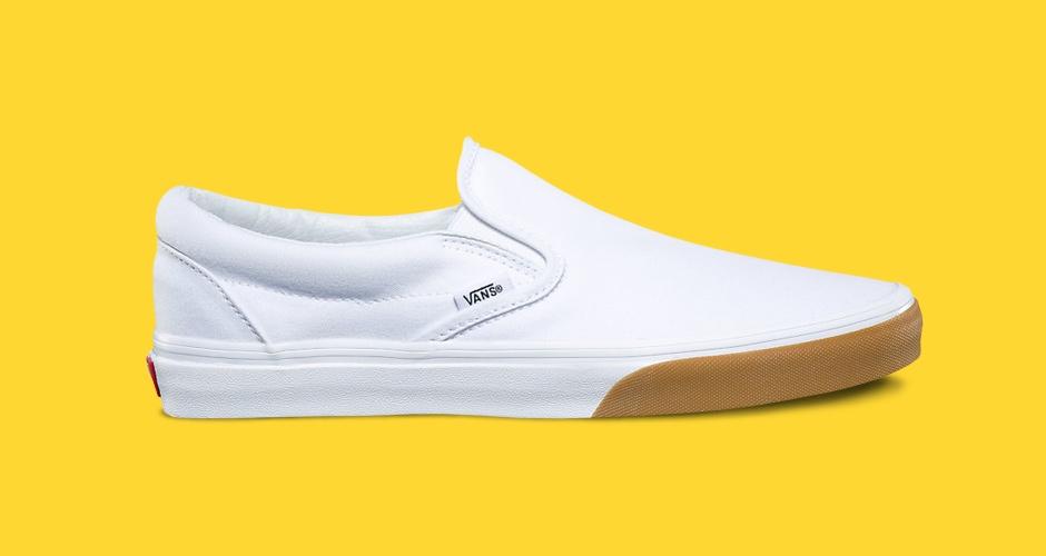 Vans Gum Bumper Slip-On