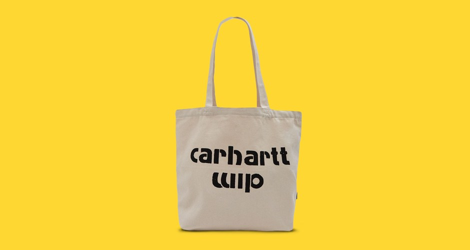 Carhartt WIP Canvas Tote Bag