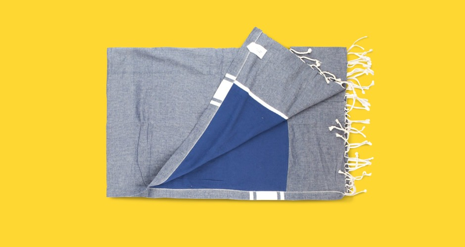 Apolis Hand-Loomed Beach Towel