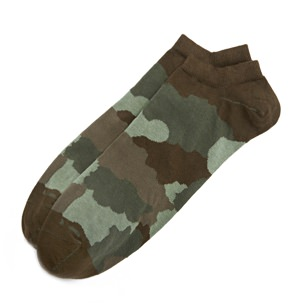 Corgi Sneaker Socks
