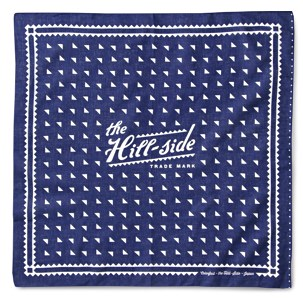The Hill-Side Bandana