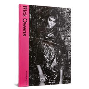 Taschen Rick Owens Book