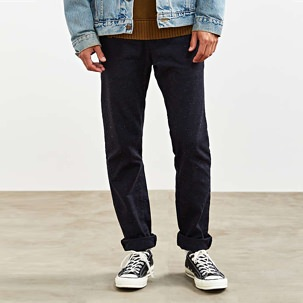 Urban Outfitters Slim-Fit Flecked Chinos