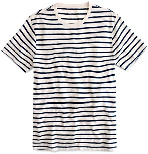 J.Crew Striped T-Shirt