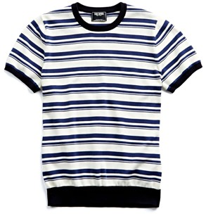 Todd Snyder Striped T-Shirt