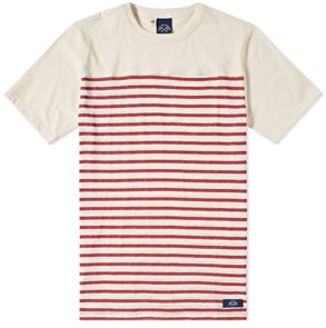 Bleu De Paname Striped T-Shirt