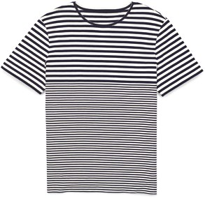 Club Monaco Striped T-Shirt