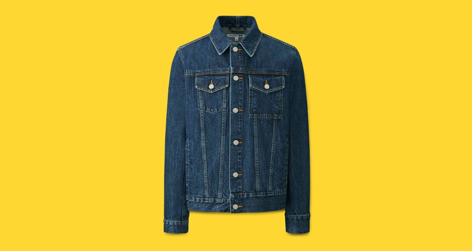 JW Anderson for Uniqlo Denim Jacket