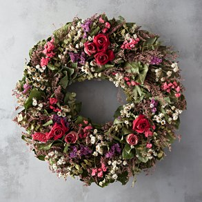 Terrain Gardeners Bouquet Wreath
