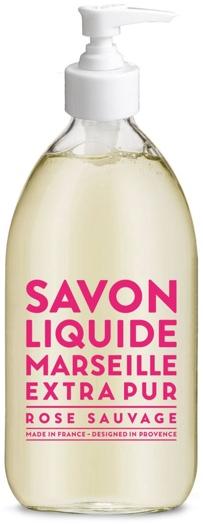 Compagnie de Provence Wild Rose Liquid Marseille Soap